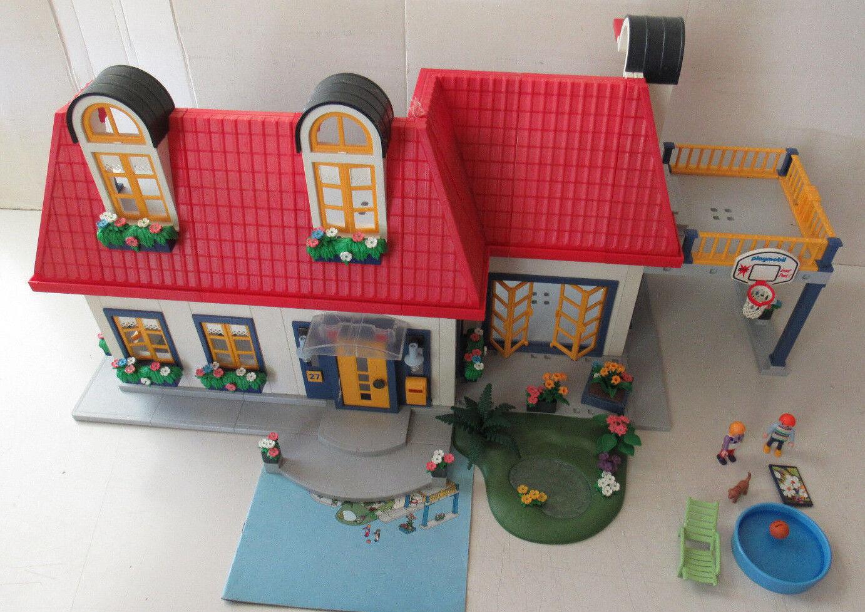 Playmobil© 3965 Einfamilienhaus Haus Villa Stadthaus