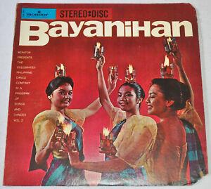 BAYANIHAN-Volume-II-Philippine-Dance-Company-OPM-LP-Record
