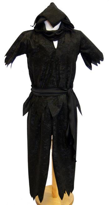 Welt Buch day-stage-dance-panto Peter Pan's Schatten Kostüm jedes Alter   Größen   Geeignet für Farbe