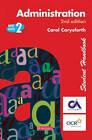 Administration: Student Handbook: NVQ Level 2 by Carol Carysforth (Paperback, 2001)