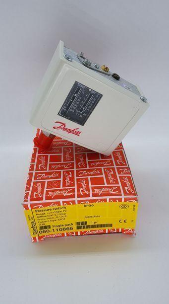 Fst  KP36 KP 36 1PCS NEW in Box Danfoss Pressure Switch free shipping