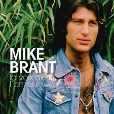 MIKE BRANT - LA VOIX DE L'AMOUR NEW CD