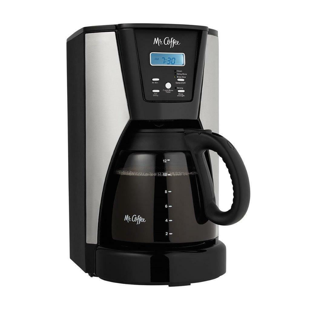 Mr. Coffee Bvmc-IMX41 12 Cup Programmable Coffeemaker