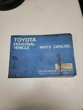 Toyota Forklift 42 6fgcu20 25 Manual Parts Catalog