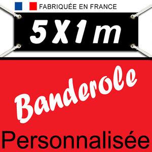 Creation-amp-Impression-BANDEROLE-KAKEMONO-Banderolle-5x1