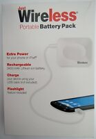 Just Wireless 04076 Portable Battery Pack - 3400 Mah