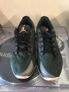 1c043c9d056 Nike Jordan Trainer ST Winter Mens Shoes 8 Black Grove Green Mango ...