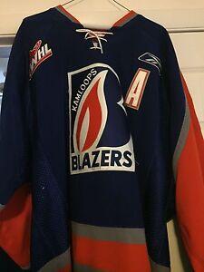 2008-2009 WHL KAMLOOPS BLAZERS