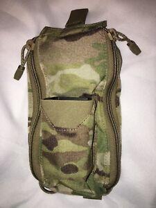 US Military IFAK *** TRIBALCO, Div-6 *** Multicam *** Pouch