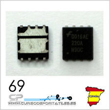 1 Unidad 3600S FDMS3600S FDMS3600 QFN Doble MOSFET Canal N