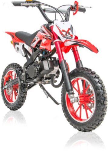 Mini Cross 49cc 2T minimoto miniquad bambini moto cross quad atv Benzina CE