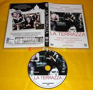 LA TERRAZZA di Ettore Scola (Tognazzi Gassman Mastroianni Sandrelli ...