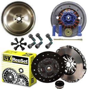 VOLANT-MOTEUR-ET-LUK-Clutch-Kit-Pour-Audi-2-E2-2-Estate-2-0-TFSI