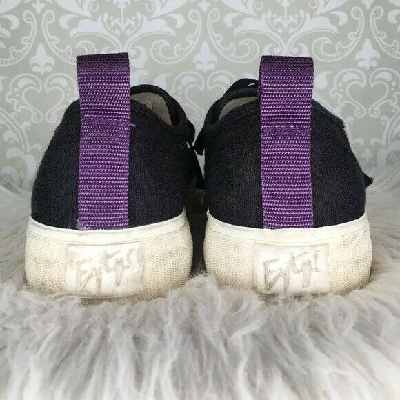 Eytys Mother canvas sneakers 10 Black - image 6