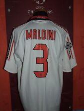 MALDINI MILAN 2005/2006 MAGLIA SHIRT CALCIO FOOTBALL MAILLOT JERSEY SOCCER