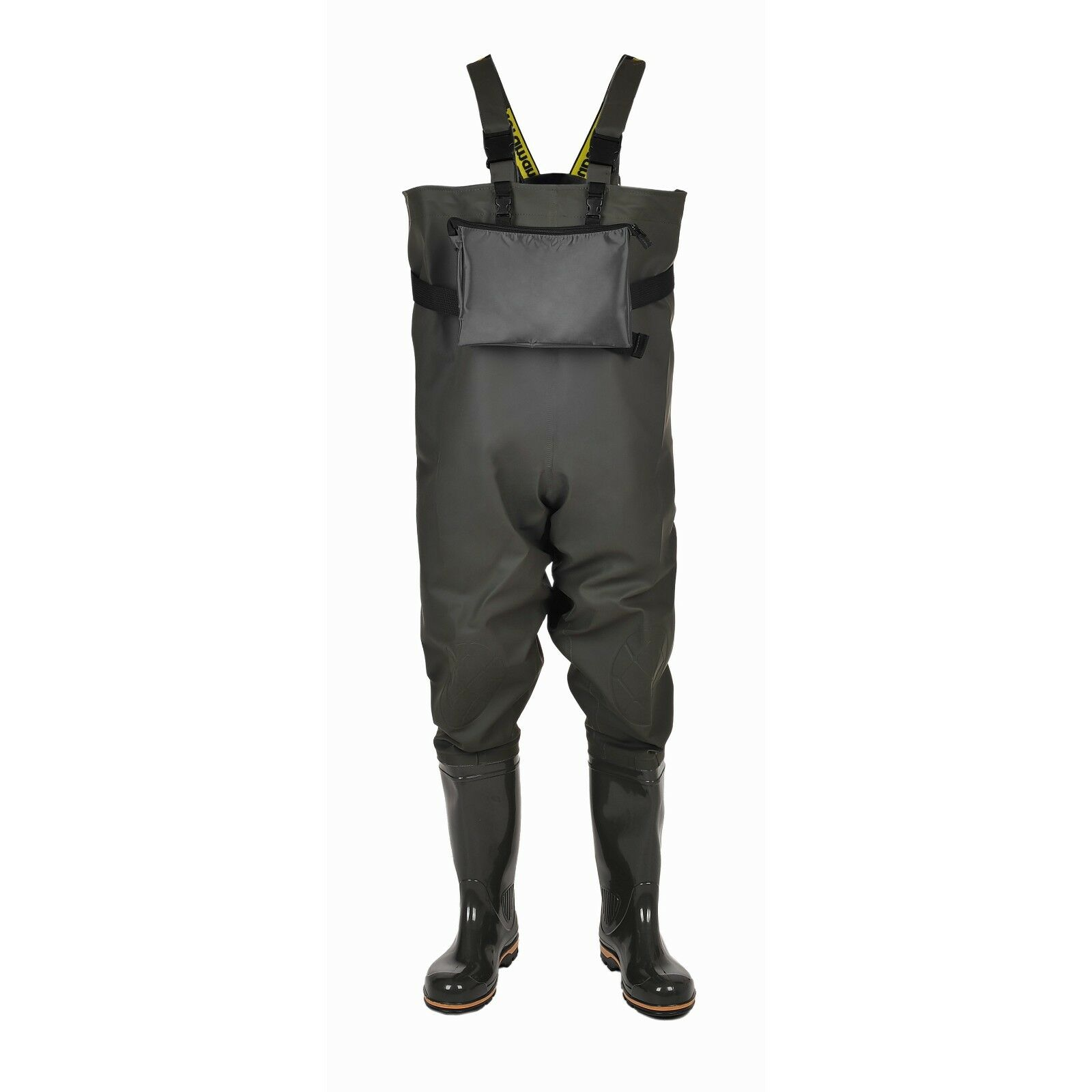 Waterproof O ll Chest Waders   Fishing    Hunting   Wading   Wellington Boots  low price
