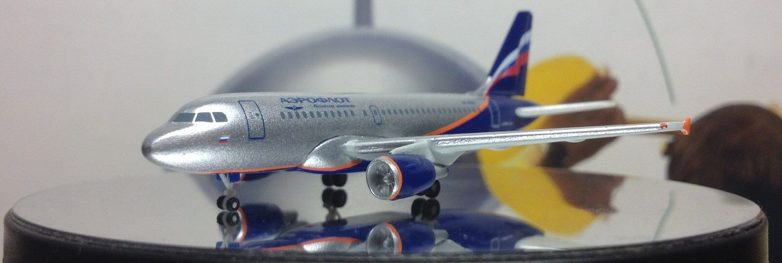 Herpa wings 509091 Aeroflot A319 Scale 1 500