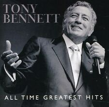 All Time Greatest Hits by Tony Bennett (CD, Oct-2011, Sony Music Distribution (USA))
