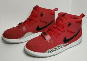 Air-Jordan-Legacy-312-GS-Size-3Y-AT4047-601-Varsity-Red-Black-Boys-Nike