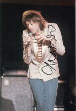 The Boomtown Rats Bob Geldof Hand Signed Photo I Don't Like Mondays 1.