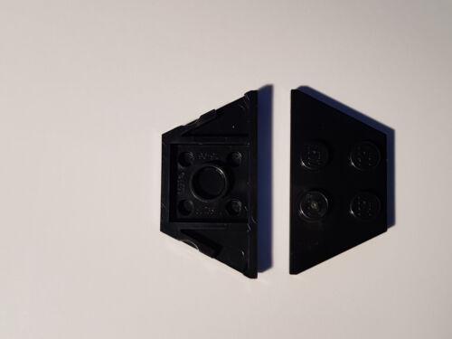 Star Wars #TW50 LEGO® 6 x 51739 Schräg Platte 2 x 4 schwarz 4531412