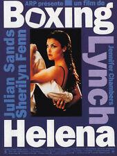 Affiche 120x160cm BOXING HELENA 1993 Lynch - Julian Sands, Sherilyn Fenn, Bill P