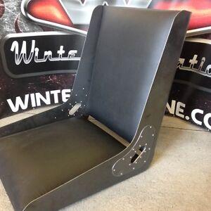 Diy Bomber Seat Frames Only One Pair Bench Seat Ebay