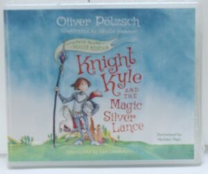 Knight-Kyle-and-the-Magic-Silver-Lance-by-Oliver-Potzsch-Audio-CD-New-HG03