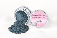 Smolder Eye Shadow Brow Jar Mineral Makeup Sample Size Bare Skin Liner Powder