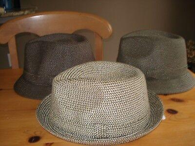 Mondaily DL922N Orange DLue Paisley Men Silk Classic Self Bow Tie Pocket Square set #PPTE4575