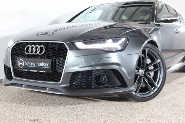 Audi RS6 4,0 TFSi Avant quattro Tiptr. - billede 3