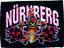 Aufnaeher-Patch-Nuernberg-Franken-fuer-Kutte-Sammler-Franke-NBG-Fans Indexbild 21