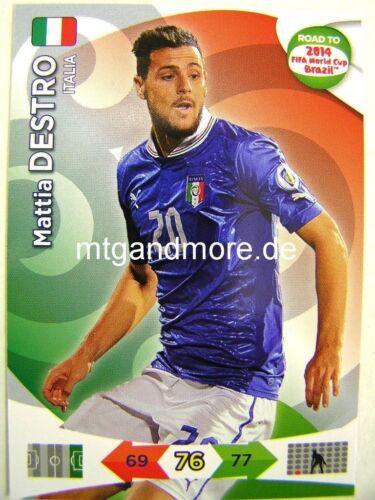 Adrenalyn XL-mattia destro-italia-Road to 2014 FIFA World Cup Brazil