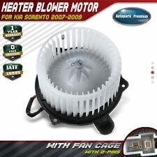 NEW FRONT HVAC BLOWER MOTOR FITS KIA SORENTO 2007 2008 2009 97109-3E260 971093E260