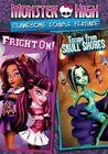 Monster High Escape From Skull Shores DVD Region 1 SH