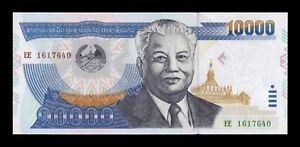 B-d-m Laos Lao 10000 Kip 2003 Pick 35b Sc Unc Mqi4svot-07212058-677548948