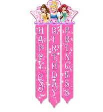 Disney PRINCESS Dream Party ~ (1) Birthday Banner ~ Birthday Party Supply