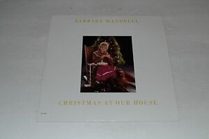 Barbara Mandrell~Christmas at Our House~MCA Records MCA-5519~FAST SHIPPING!!