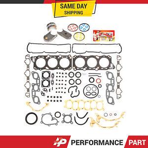 Fits-Engine-Re-Rings-Kit-Infiniti-Nissan-3-0-VG30DE-VG30DETT