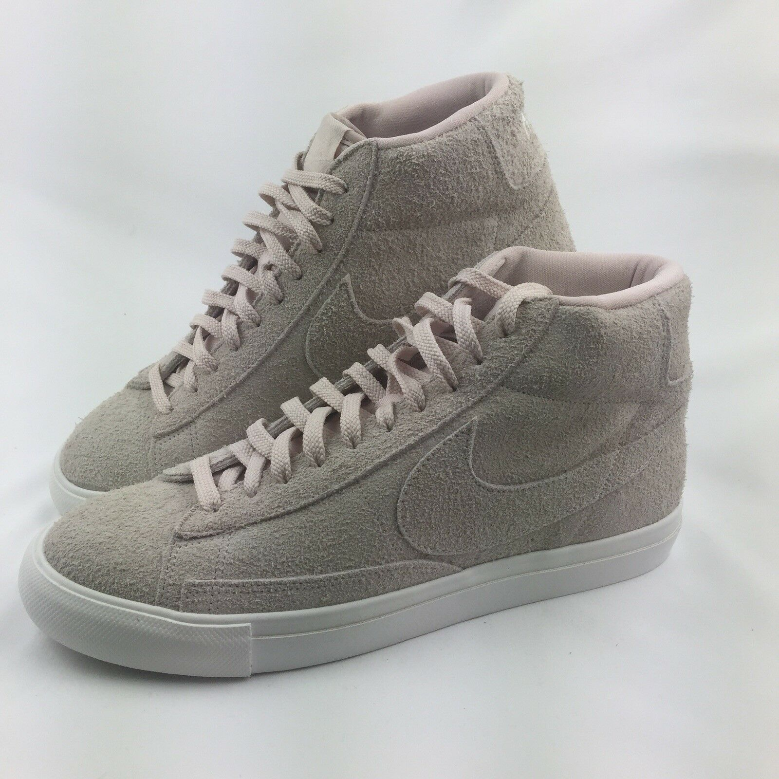 Nike Blazer Mid Cream Off White Mens shoes Sizes 12 (371761 607)