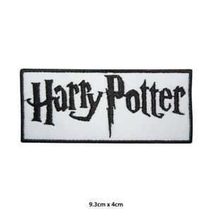 Harry-Potter-Movie-Comic-Embroidered-Patch-Iron-on-Sew-On-Badge-For-Clothes-etc