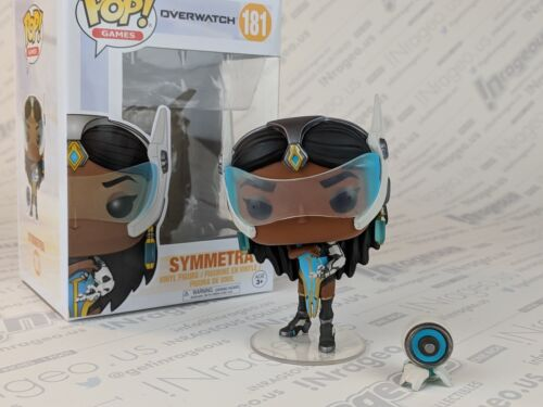 Funko POP Symmetra #181 - Overwatch