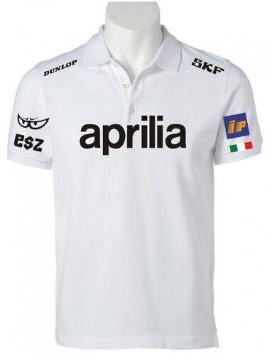 POLO APRILIA felpa t-shirt maglietta maglia Melandri ducati bmw ktm sbk ducati N