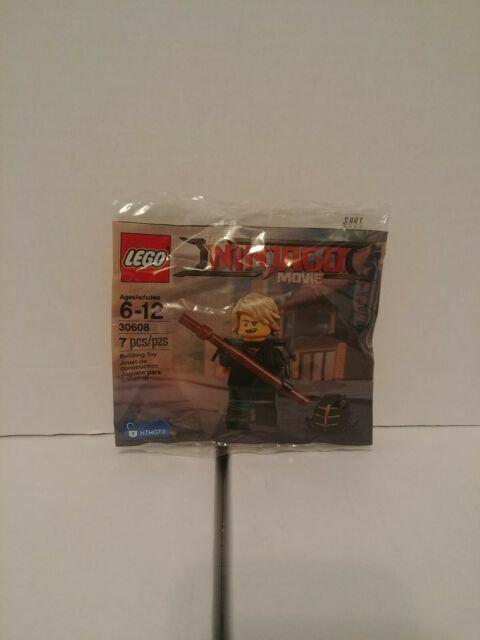 LEGO THE NINJAGO MOVIE 30608 MINIFIGURE NEW FACTORY SEALED Lloyd kendo POLYBAG