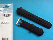 Casio Uhrband Ersatzband EQW-A1000, EQW-M1100 schwarz Band Strap