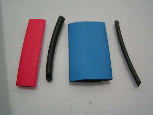 Schrumpfschlauch//Ärmel 2:1 Verschiedene Farben und Größen 1 Meter Om895