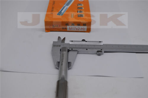 17mm x 2.0 Right helix Inch MACHINE Tap M17 x 2.0 mm superior quality (S)