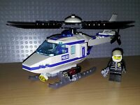 LEGO SET 7741 - CITY - POLICE HELICOPTER - GREAT CONDITION