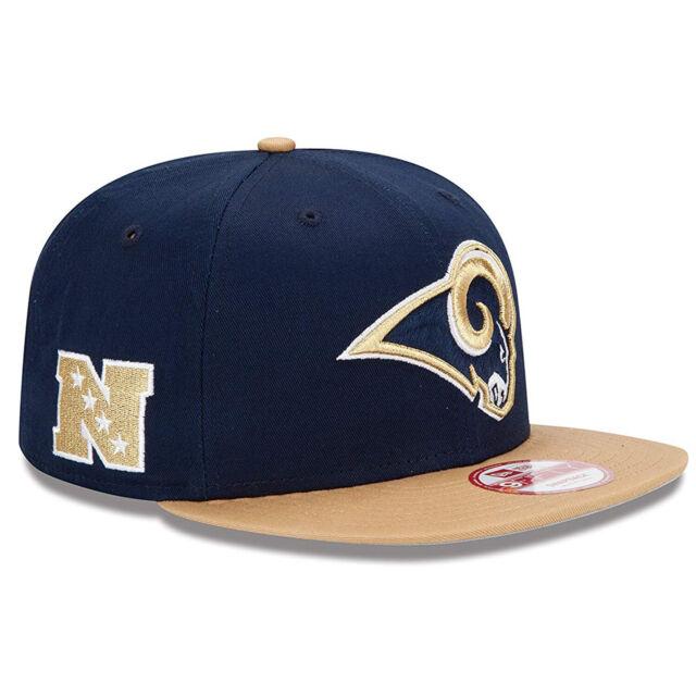 huge discount 8afa5 26242 New Era NFL Los Angeles Rams Baycik 9FIFTY Snapback Hat Cap
