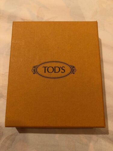 "Authentic TOD/'s Sturdy Empty Box Appts 4 x 5"""